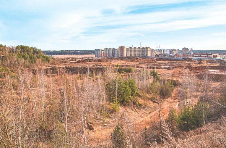 Карьер в Звенигороде не станет полигоном строительных отходов
