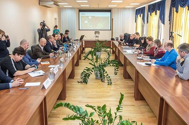 В Звенигороде прошла встреча администрации с жителями микрорайона Восточный