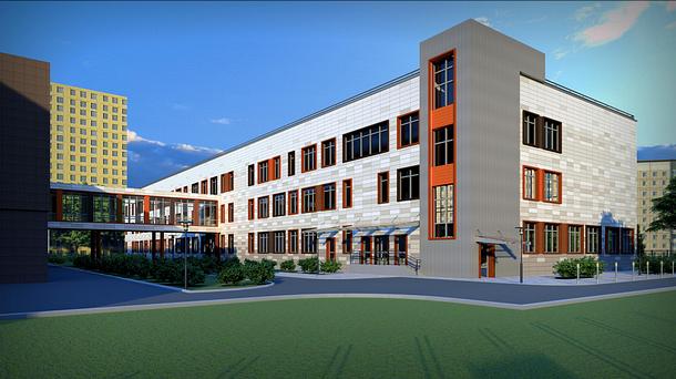 Закончено проектирование нового здания коррекционной школы «Надежда»