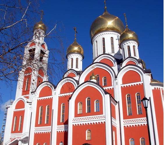 Богослужения в храмах Одинцовского благочиния пройдут без прихожан