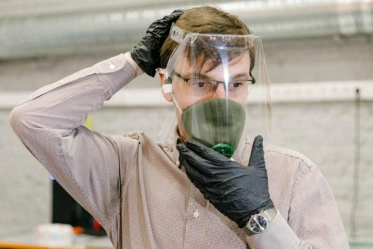 «Роболатория» начала производство средств индивидуальной защиты
