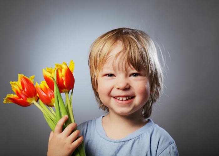 Что нужно мамам для счастья?