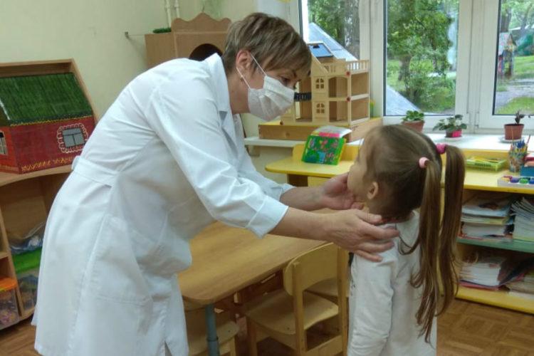 В детских садах увеличили количество дежурных групп