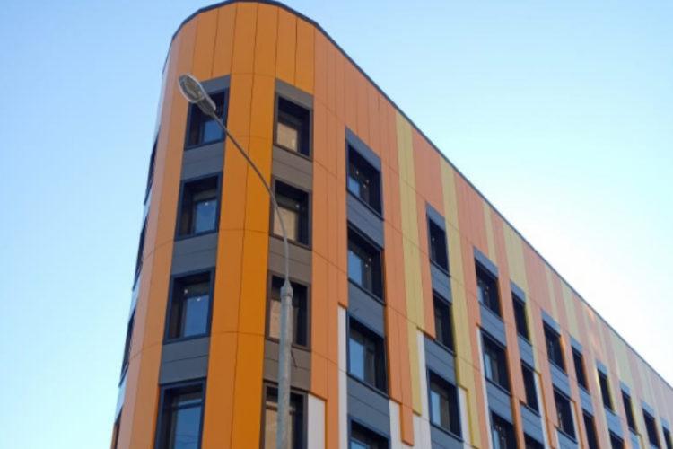 Новый корпус поликлиники №1 в Одинцово будет сдан в августе