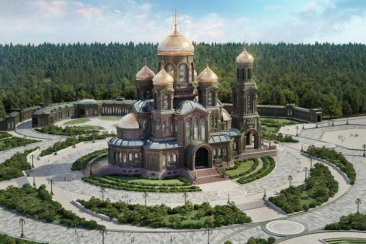 Главный храм Вооруженных сил в «Патриоте» откроют 22 июня