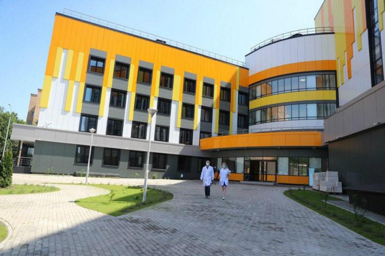 Поликлиника №1 в Одинцово начала принимать пациентов