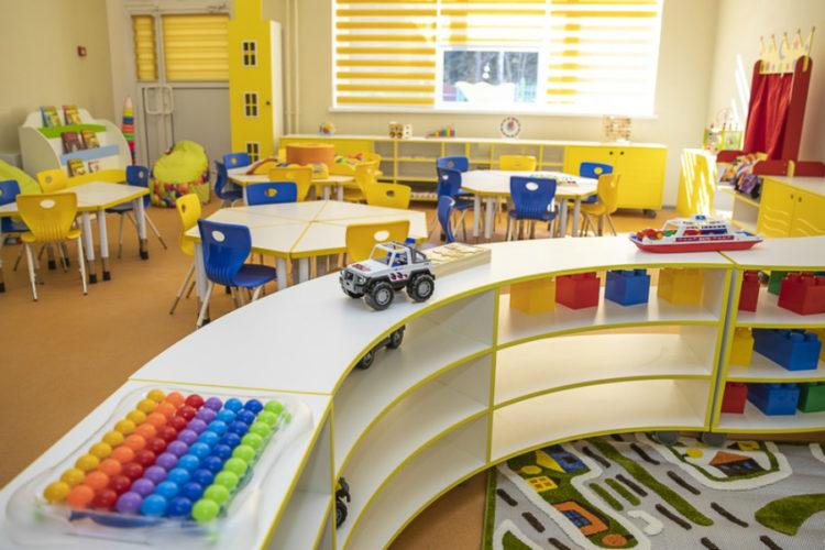 В детских садах выросло число дежурных групп