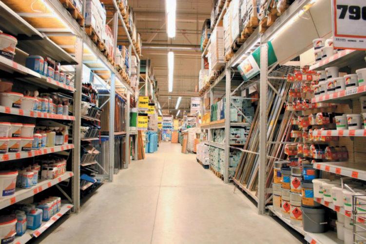 Открылись непродовольственные магазины и химчистки