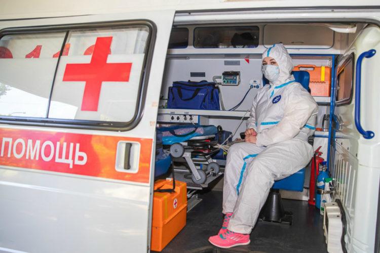 Снизилось число вызовов скорой помощи