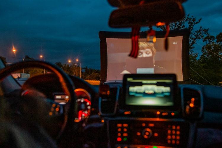 24 июня на Лазутинке — новый киносеанс