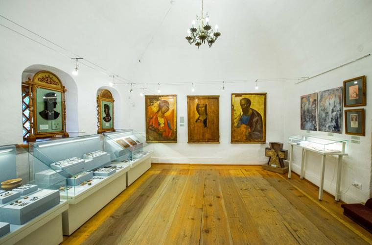 Звенигородскому историко-архитектурному художественному музею — 100 лет