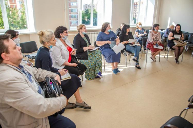Круглый стол по вопросам здравоохранения прошёл в Звенигороде