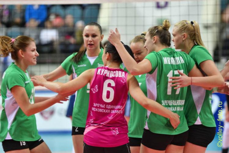 Волейболистки «Заречья-Одинцово» начали подготовку к сезону