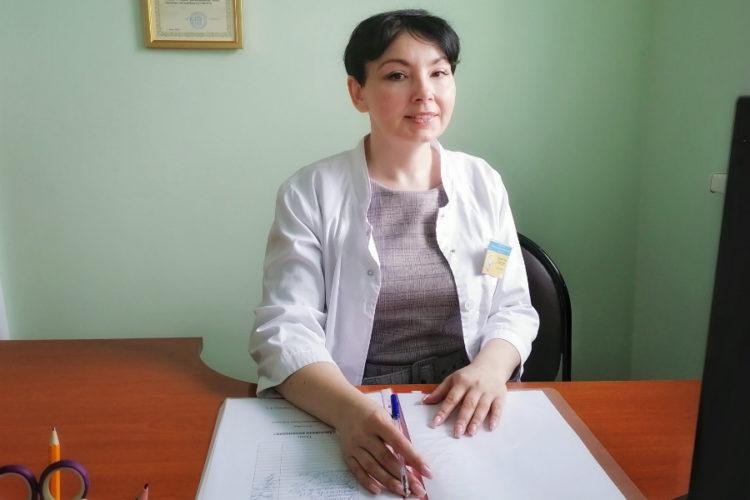 Медсестра Звенигородского психоневрологического интерната получила благодарность от губернатора