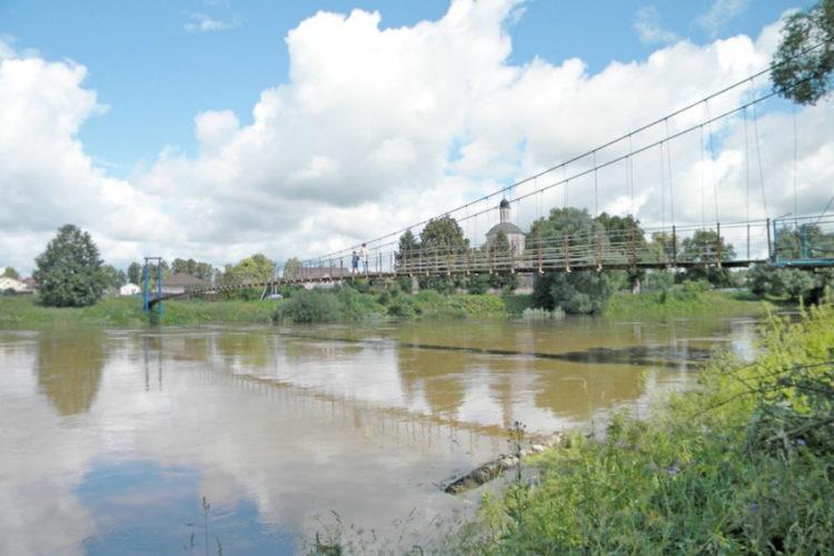 Видинеев мост: берега прошлого и настоящего
