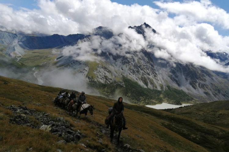 Алтай: место рождения красоты