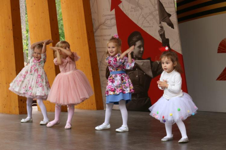 От балета до конкура