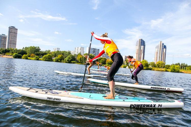 На пляже в Рублёво 26 сентября пройдут соревнования по SUP-сёрфингу