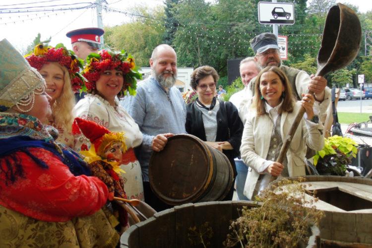 Звенигород отметил своё 868-летие