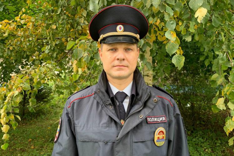 В Одинцовском округе выбрали лучшего участкового