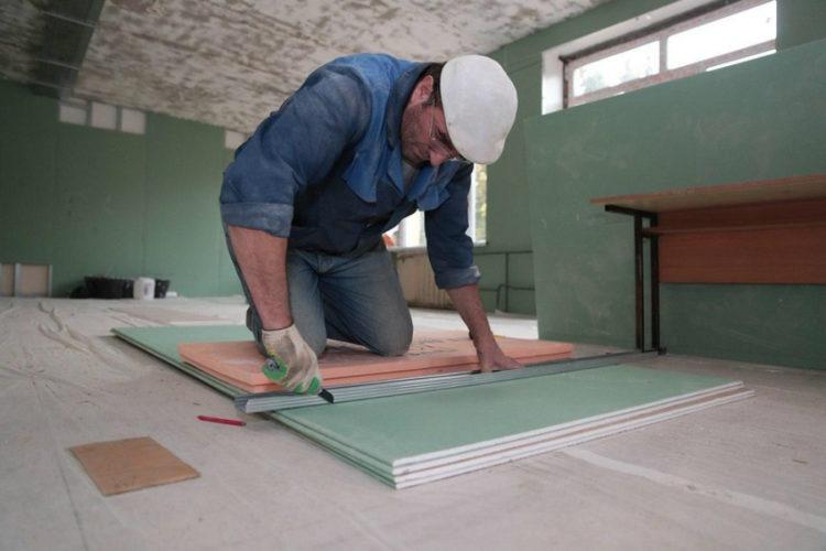 Капитальный ремонт Ершовской школы завершат в октябре