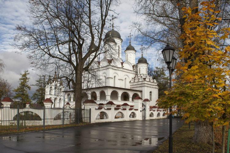 «По архивным документам»: Преображенский храм в Вязёмах