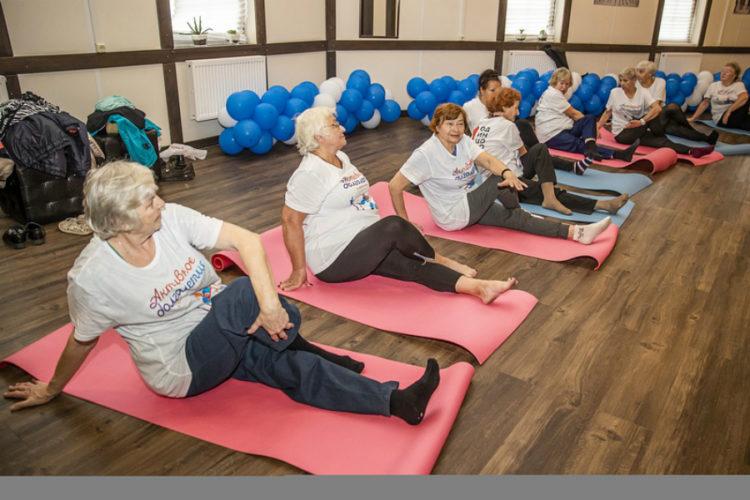 Участники «Активного долголетия» могут присоединиться к онлайн‑тренировкам