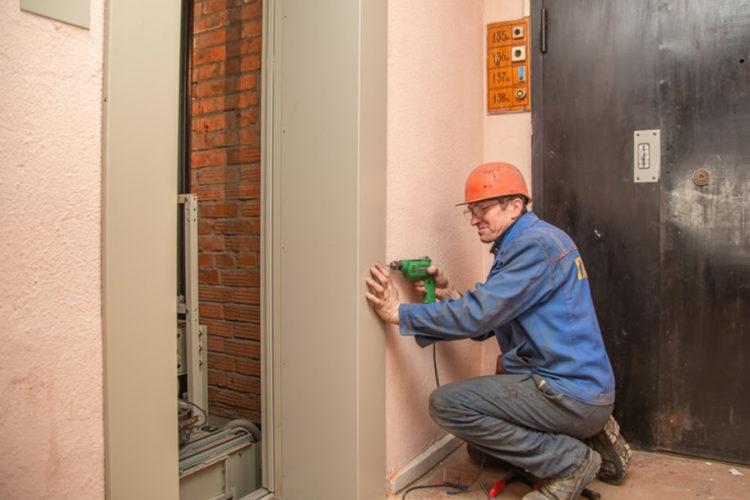 76 лифтов заменят в Одинцовском округе до конца 2022 года