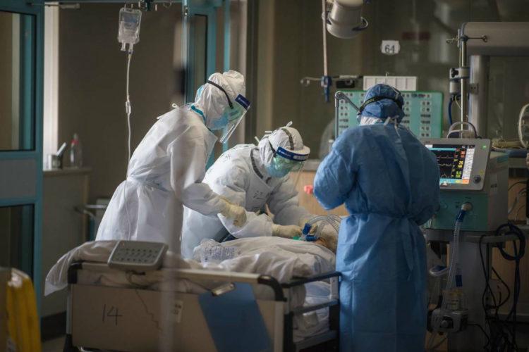 На лечении в Одинцовском округе находятся 1515 пациентов с диагнозом COVID-19