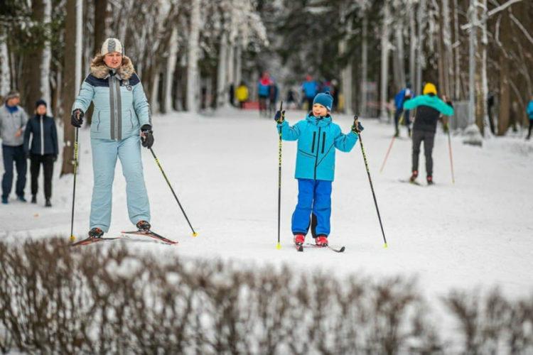 Одна из лучших лыжных трасс Подмосковья откроется на Лазутинке