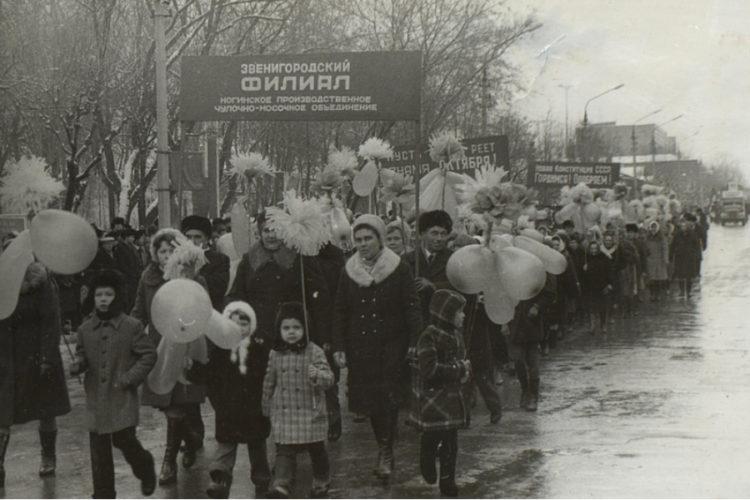 «По архивным документам»: Звенигородский «Красный маяк»